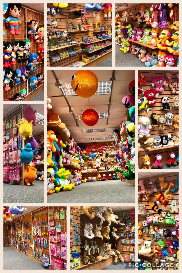toy wholesaler